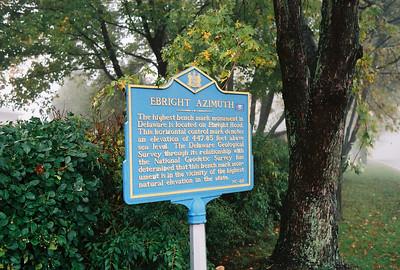 Delaware, Ebright Azimuth - Oct. 20, 2006
