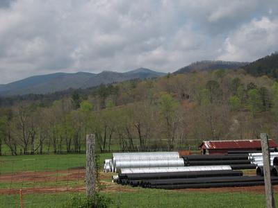 Georgia, Brasstown Bald - Apr. 19, 2008
