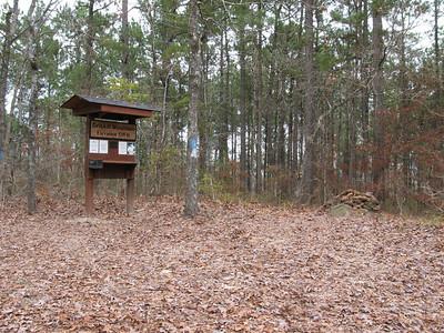 Louisiana, Driskill Mtn - Dec. 11, 2009