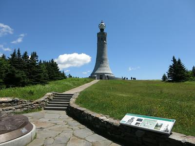 Massachusetts, Mt. Greylock - Jul. 5, 2014