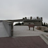 The observation tower at the summit.