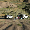 Campsite near Queen Mine.