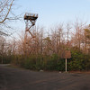 Summit observation tower