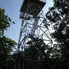 A nearby lookout tower.