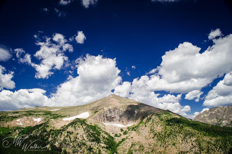 Rocky Mountain Volcano
