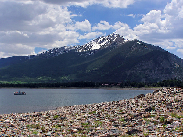 Dillon Reservoir
