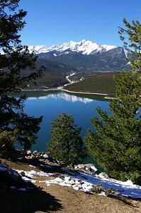 Tenmile Range - Dillon Reservoir