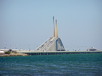 Sunshine Skyway Bridge St.Petersburg,FL