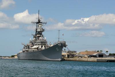 Battleship USS Missouri - Ford Island