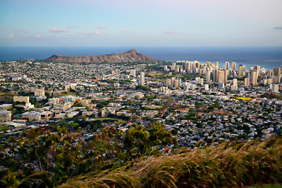 Honolulu - Diamond Head