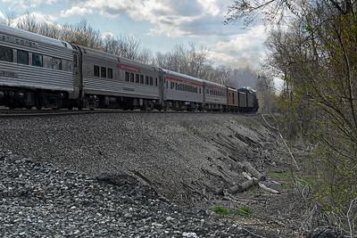 Steam Locomotive 765