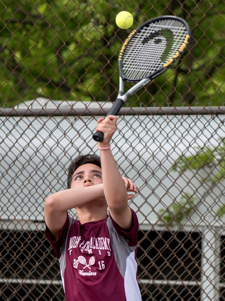 US TENNIS VS BROTHER RICE/SENIOR GAME