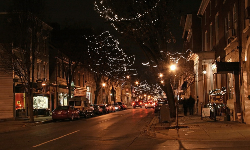 11 Christmas on S  Market St  in Frederick, Md