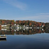 30 Harveys Lake, PA fall foliage