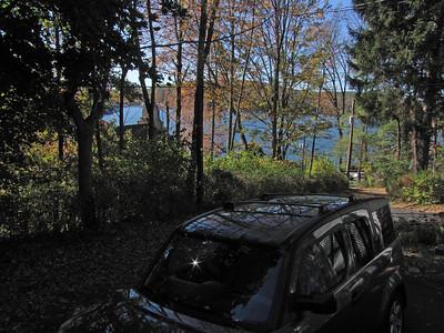 Harveys Lake Pennsylvania _10/10/2010