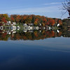 29 Harveys Lake, PA fall foliage