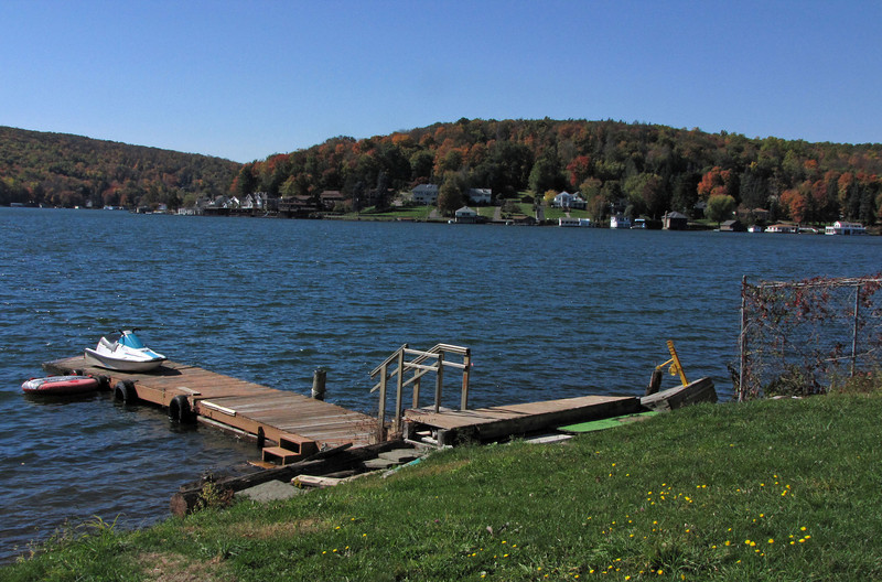 03 Harveys Lake near Washington Street