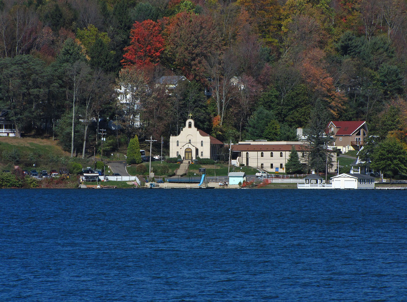 20 Our Lady of Victory Parish, Harveys Lake, PA