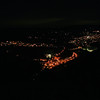 062 Night view of Jim Thorpe, PA from Flagstaff Mountain
