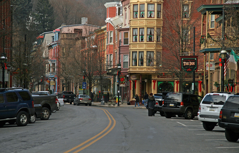 071 Millionaire's Row on Broadway in the heart of Jim Thorpe