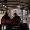 079 Horse-drawn trolley on Historic Race Street in Jim Thorpe, PA