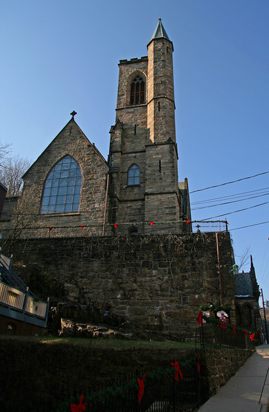 088 Episcopal Parish Of St  Mark and St  John in Jim Thorpe, PA