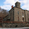 046 Jim Thorpe, PA • The Old Jail was in use until the mid-late 1970s as the Carbon County Jail