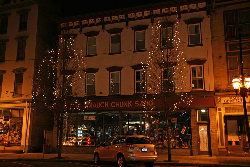 015 Mauch Chunk Five and Dime • Broadway Jim Thorpe, PA 18229-2007