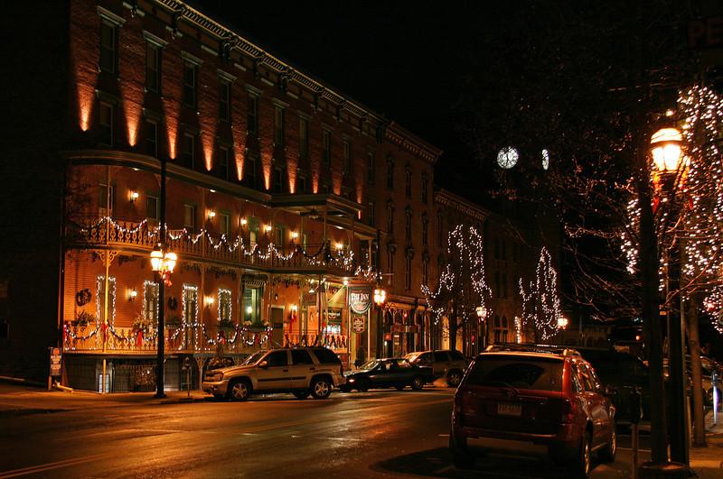 002 The Inn at Jim Thorpe • 24 Broadway • Jim Thorpe, PA 18229