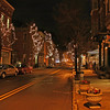 004 Christmas on historic Broadway in Jim Thorpe, PA