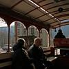 081 Horse-drawn trolley on Susquehanna St  returning to Hazard Square