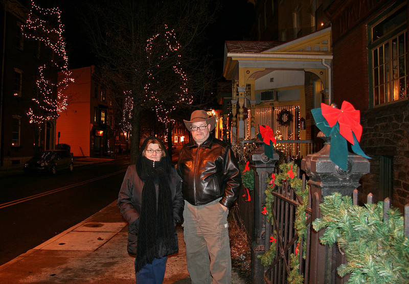 007 Ann & Doug_Christmas in Jim Thorpe, PA