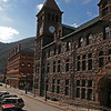 055 The Carbon County Courthouse & The Lehigh Coal and Navigation Building in Jim Thorpe, PA