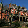 058 Harry Packer Mansion Jim Thorpe, PA aka Mauch Chunk