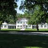 Rebuilt mansion of Harman and Margaret Blennerhassett