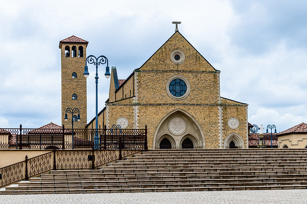 Shrine of the Most Blessed Sacrament