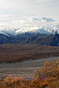 Denali Mountain.  North and South peak.  Again.