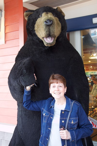 Ann and the Bear