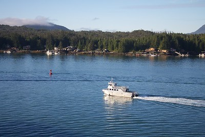 Morning in Ketchikan