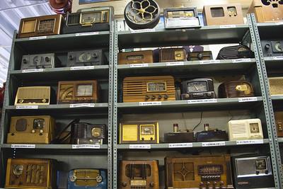 Wall of Radios