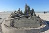 Sand Castle on Coronado
