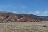 Driving from Santa Fe towards Ghost Ranch