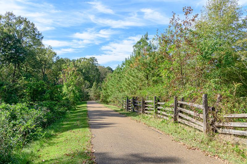 Chisha Foka Multi-Use Trail