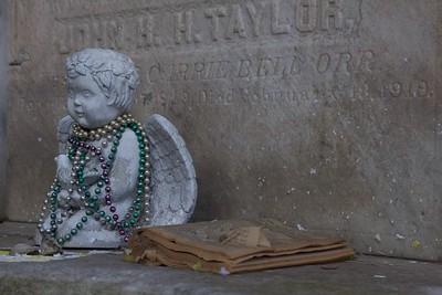 Angel and Beads