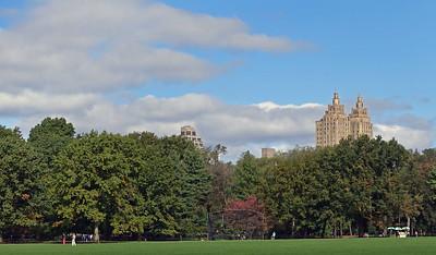 New York City October November 2014