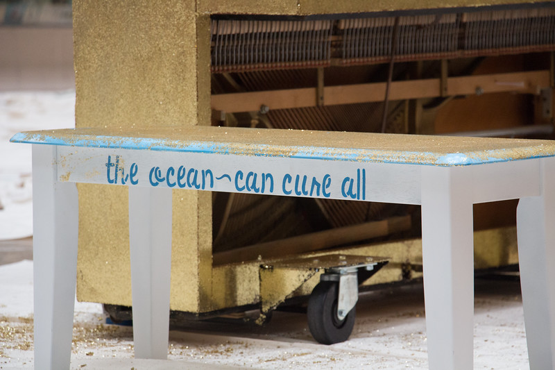 The Ocean Can Cure All