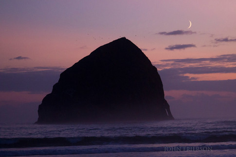 Kiawanda Rock, Oregon
