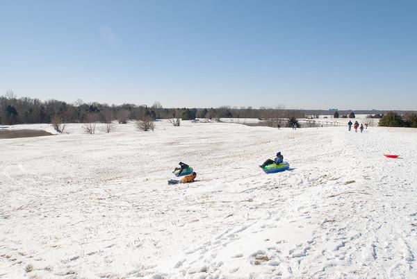 Collierville Snow