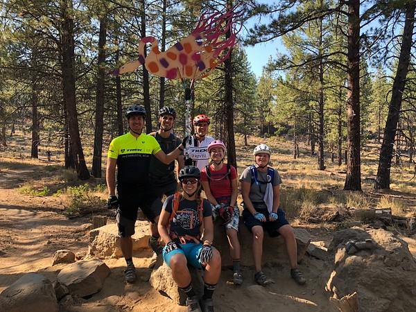 Bend Mountain Bike 09.09.2018