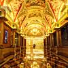 Inside the Venetian